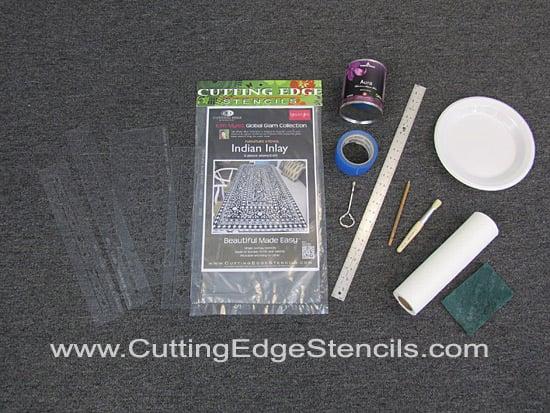 Indian-Inlay-Stencil-Tools