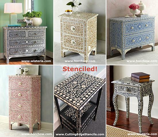 Inlay-furniture-stencils