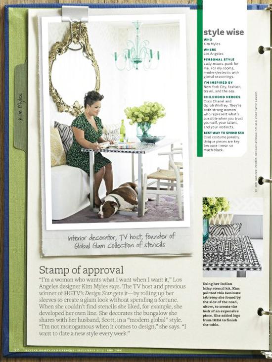 Kim Myles Modern Design