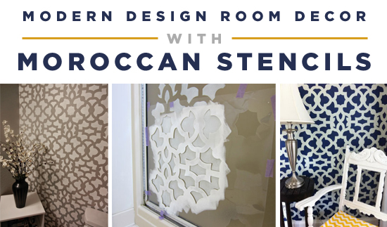 Wall Stencils For Room Decor