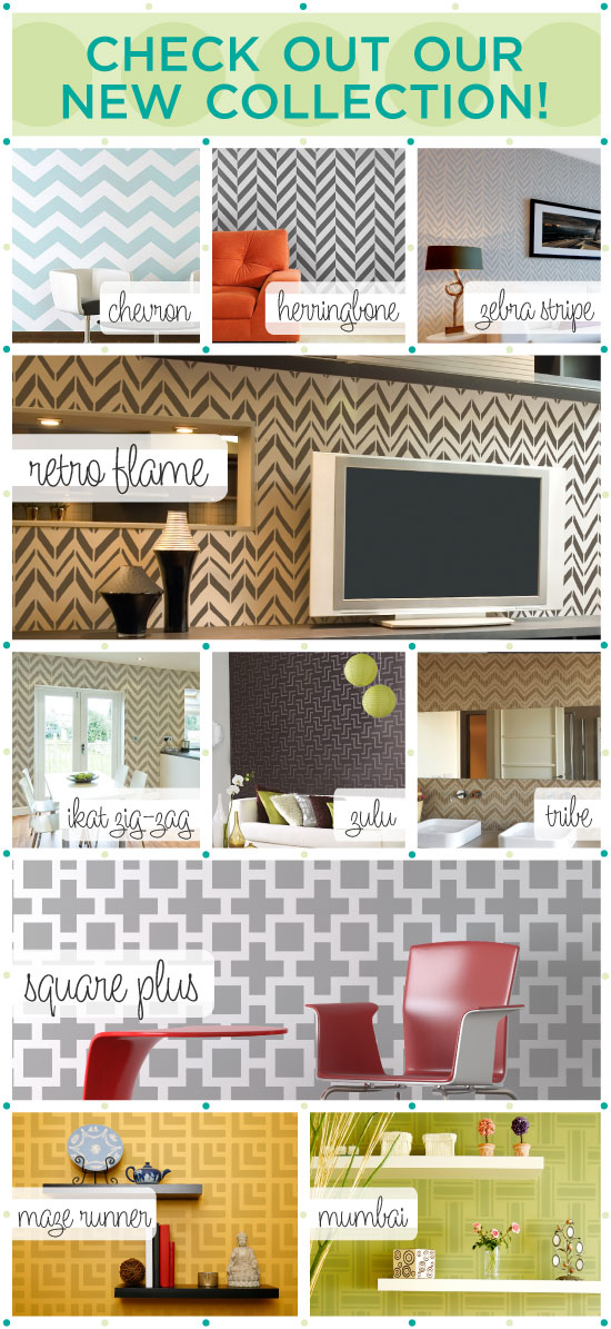 Cutting Edge Stencils awesome new stencil collection