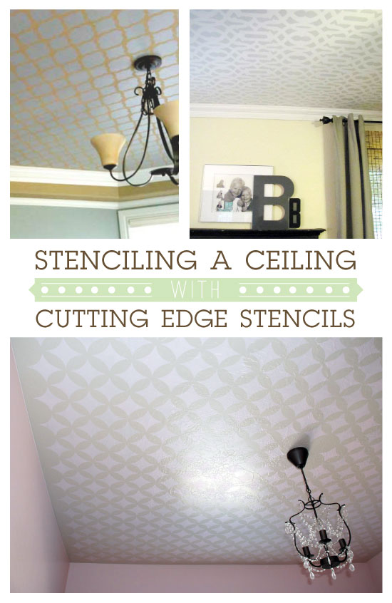 How To Use Wall Painting Stencils On Ceilings