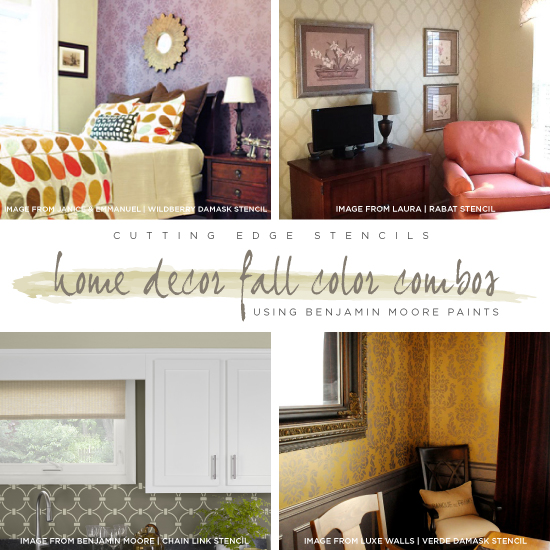 Home Decor Fall Color Combinations Using Benjamin Moore Paints on home design master bedroom, home design interior paint, home design kitchen, home design living room, home interior colors, home design exterior colors, home design furniture,