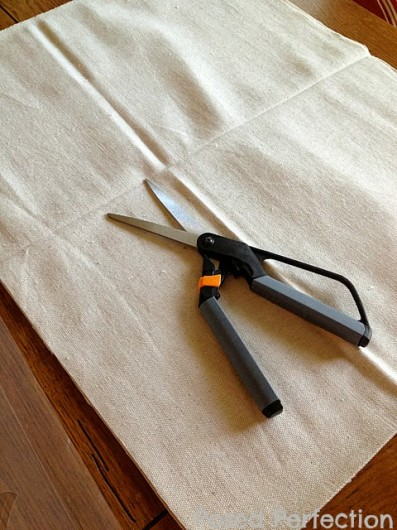 DIY Project: Stenciling a pillow using the Turkish Tulip Craft stencil from Cutting Edge Stencils. http://www.cuttingedgestencils.com/turkish-tulip-craft-stencil.html