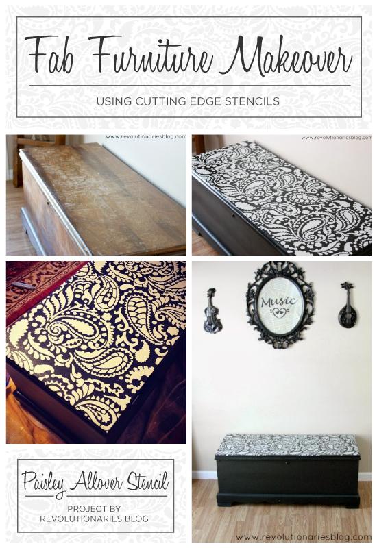 paisley-allover-stencil-diy-stenciled-chest-furniture-idea