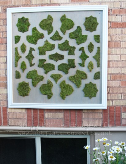 Learn How to Create Stenciled Moss Graffiti - Stencil Stories