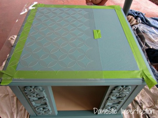 Upcycle An Old End Table Into A Stenciled Dog House on ultimate dog house, makeshift dog house, build your home, cat dog house, world's best dog house, do it yourself dog house, a-frame dog house, build dog house in pen, design your own dog house, build your house plan, plastic dog house, build easy dog house, animals in dog house, plans dog house, customize your own dog house, cars dog house, build my own hobbit house, best shooting house, bacon dog house, shop dog house,