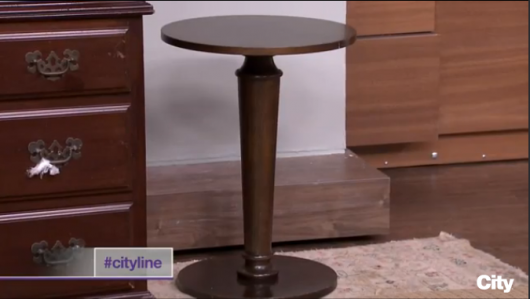 Used furniture before it was painted and stenciled on Cityline CityTV.  http://www.cuttingedgestencils.com/beach-decor-anchor-stencil.html