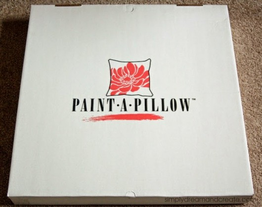 Everthing you need to create a DIY accent pillow comes in the Paint-A-Pillow kit. http://paintapillow.com/index.php/alexa-paint-a-pillow-kit.html