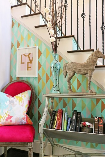 Styling An Entry With The Symmetry Stencil Stencil Stories