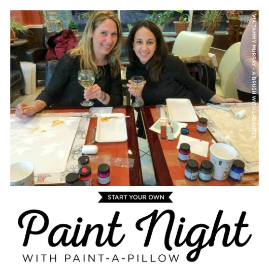 Cutting Edge Stencils Shares How To Start Hosting Your Own Painting Party Events Using Paint