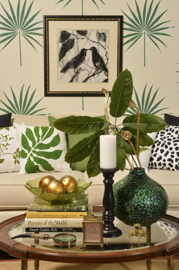 Trend Spotting Tropical Decorating