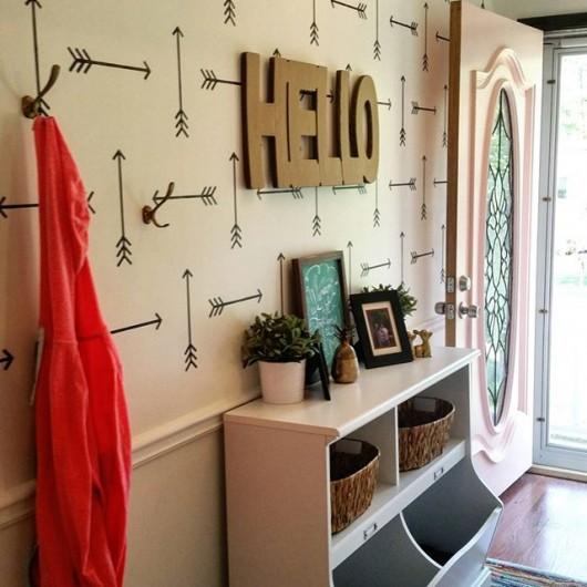 6 Affordable Decor Ideas Using Stencils