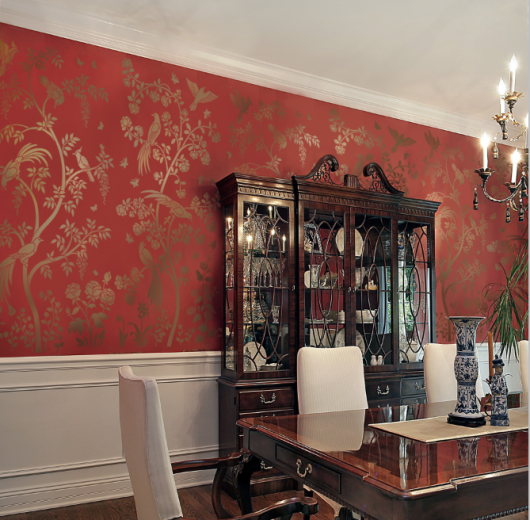 Trend Spotting Chinoiserie Home Decor