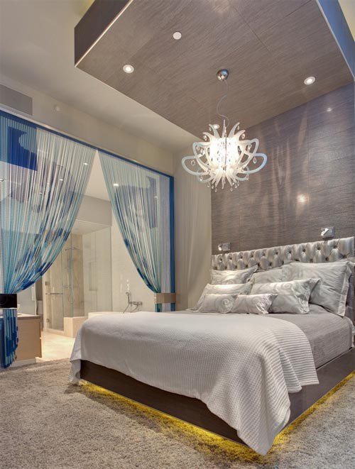 Luxurious bedroom inspiration.